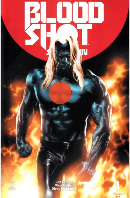 Bloodshot Salvation #4 Cover A [Valiant Comic] LARGE