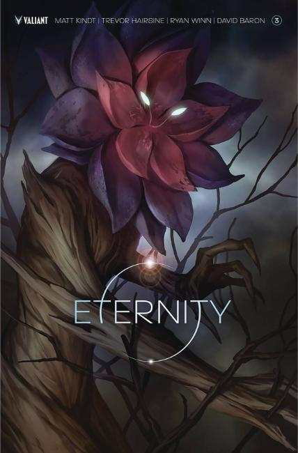 Eternity #3 Cover A [Valiant Comic] THUMBNAIL