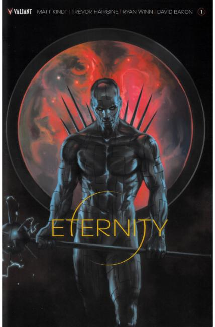 Eternity #1 Second Printing [Valiant Comic] THUMBNAIL