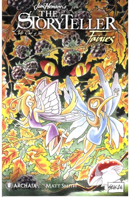Jim Henson Storyteller Fairies #1 FOC Sakai Cover [Boom Comic] THUMBNAIL