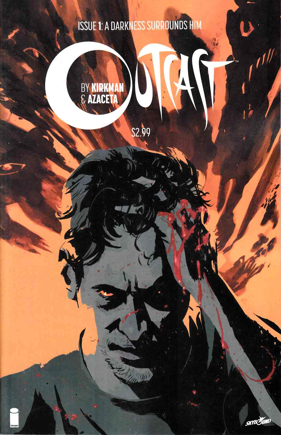 Outcast By Kirkman & Azaceta #1 Near Mint (9.4) [Image Comic] THUMBNAIL