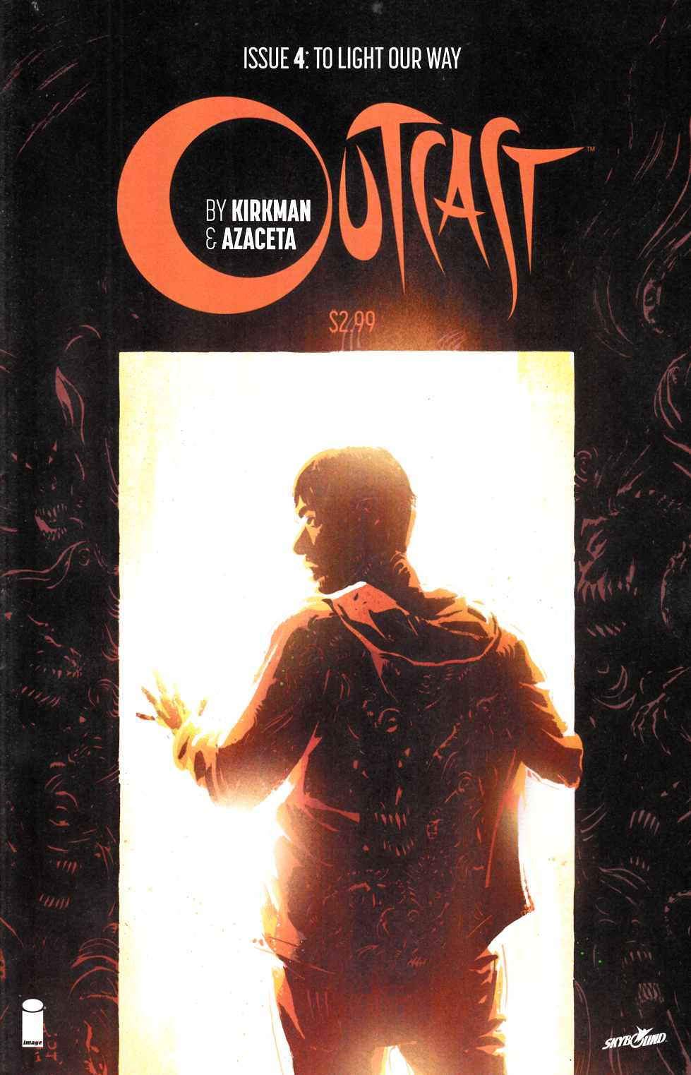 Outcast By Kirkman & Azaceta #4 Near Mint (9.4) [Image Comic] THUMBNAIL
