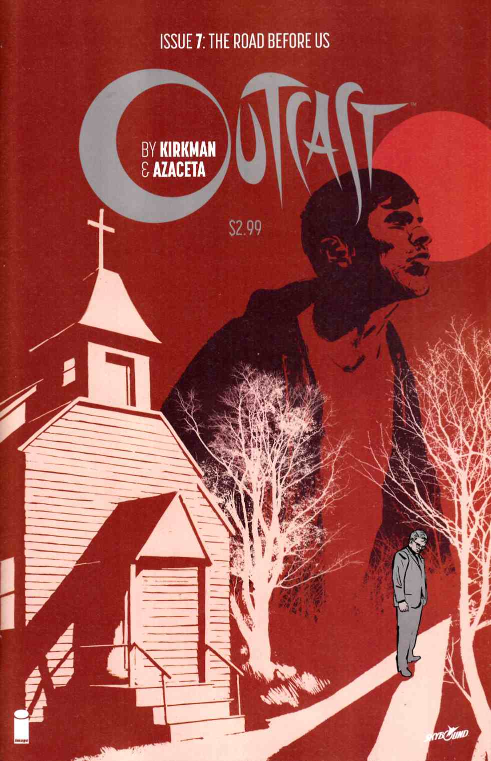 Outcast By Kirkman & Azaceta #7 Near Mint (9.4) [Image Comic] THUMBNAIL