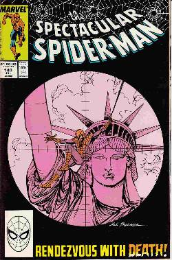 Peter Parker Spectacular Spider-Man #140 Direct [Comic]