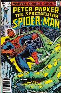 Peter Parker Spectacular Spider-Man #31 Newsstand [Comic] THUMBNAIL