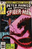 Peter Parker Spectacular Spider-Man #32 Newsstand [Comic] THUMBNAIL