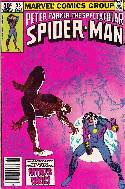Peter Parker Spectacular Spider-Man #55 Newsstand [Comic] THUMBNAIL