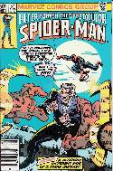 Peter Parker Spectacular Spider-Man #57 Newsstand [Comic] THUMBNAIL