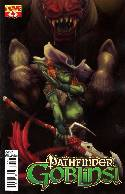 Pathfinder Goblins #4 Jeffries Subscription Variant Cover [Comic]