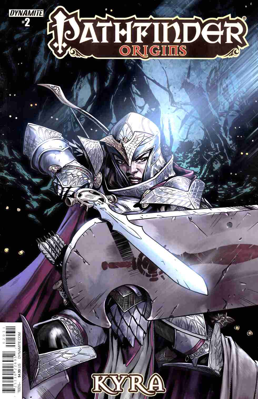 Pathfinder Origins #2 Cover C- Subscription [Dynamite Comic] THUMBNAIL