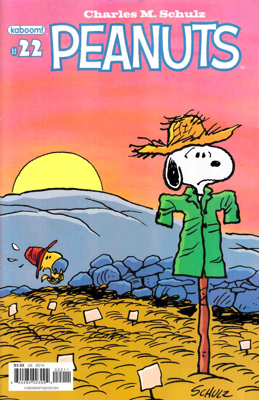 Peanuts Volume 2 #22 [Boom Comic] LARGE