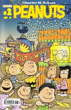 Peanuts Vol 2 #2 [Comic]_LARGE