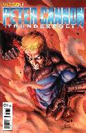 Peter Cannon Thunderbolt #3 Segovia Cover [Comic]