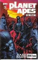 Planet of the Apes Cataclysm #1 Cover A- Ross [Comic] THUMBNAIL