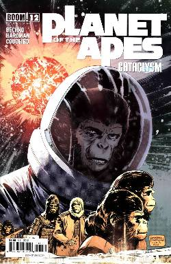 Planet of the Apes Cataclysm #12 [Comic] LARGE