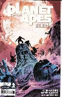 Planet of the Apes Cataclysm #2 Cover B- Hardman [Comic] THUMBNAIL