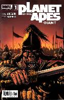 Planet of the Apes Giant #1 [Comic] THUMBNAIL