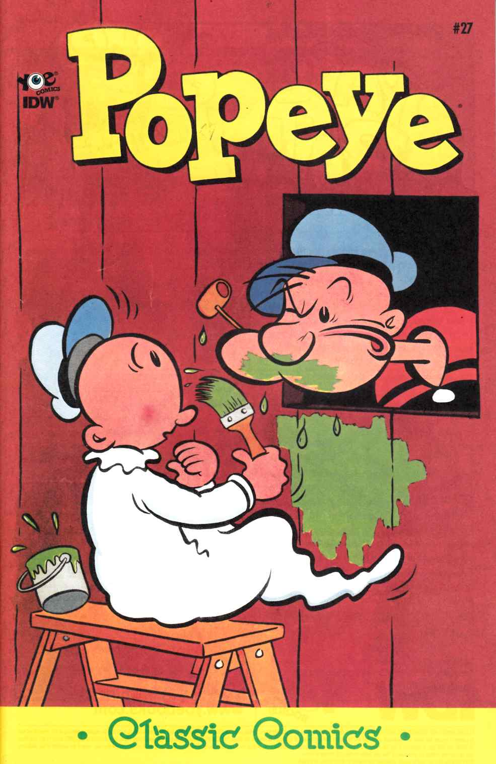 Popeye Classics Ongoing #27 [Comic] THUMBNAIL