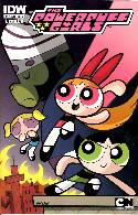 Powerpuff Girls #1 Cover A [Comic] THUMBNAIL