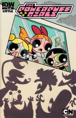 Powerpuff Girls #2 Subscription Variant Cover [Comic] LARGE