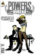 Powers Bureau #4 [Comic] THUMBNAIL
