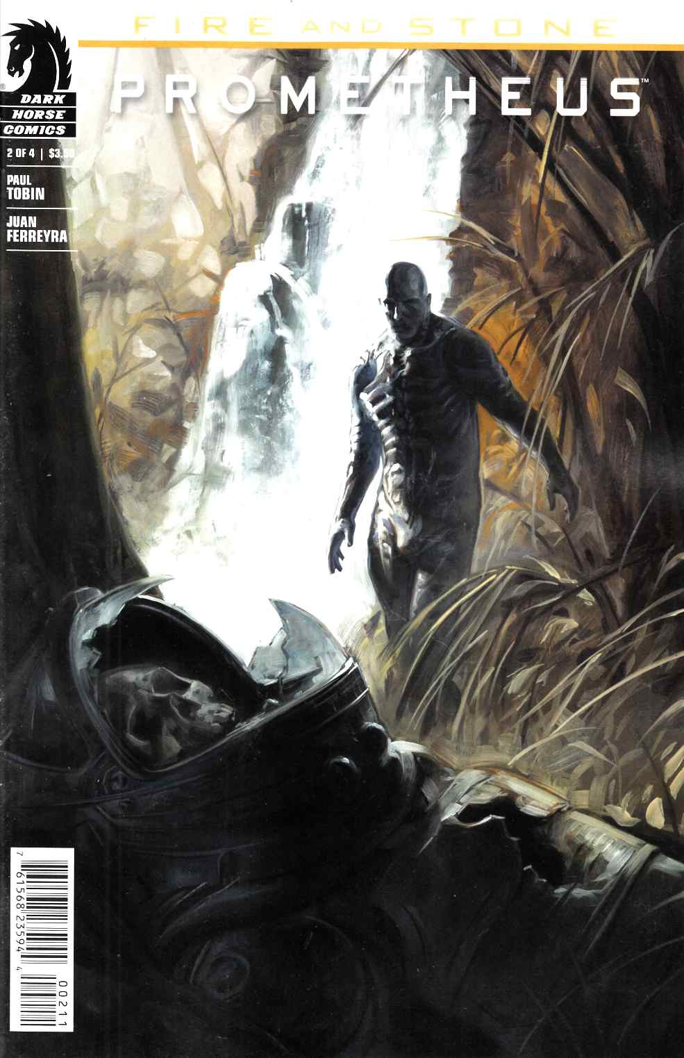 Prometheus Fire and Stone #2 [Dark Horse Comic] THUMBNAIL