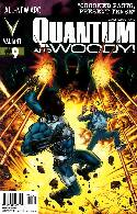 Quantum & Woody #9 Pullbox Cover [Comic] THUMBNAIL