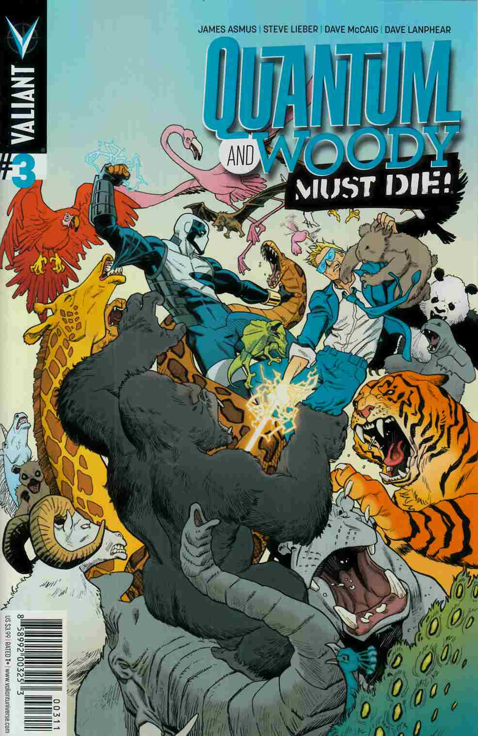 Quantum & Woody Must Die #3 Cover A- Hawthorne [Valiant Comic]_THUMBNAIL