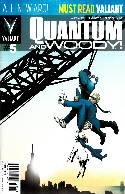 Quantum & Woody #5 Pullbox Variant Cover [Comic] THUMBNAIL
