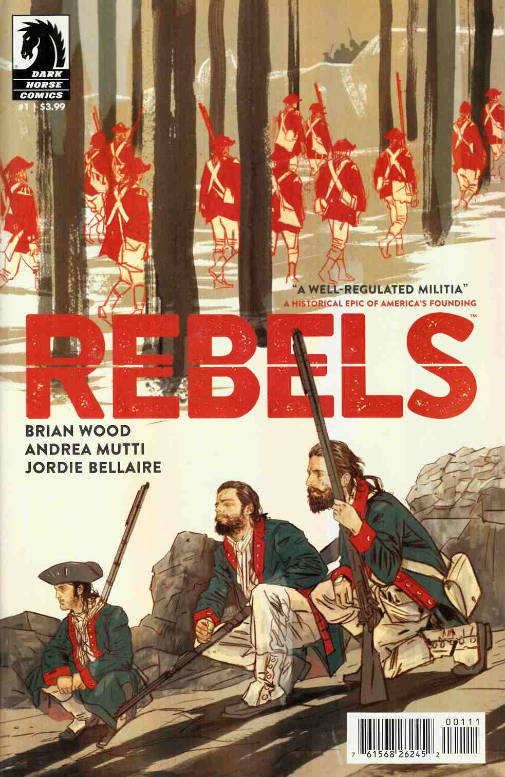 Rebels #1 [Dark Horse Comic]_THUMBNAIL