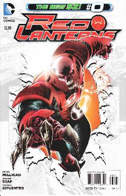 Red Lanterns #0 [Comic] LARGE