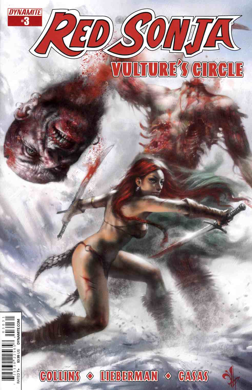 Red Sonja Vultures Circle #3 Cover C- Subscription Cover [Dynamite Comic]_THUMBNAIL