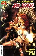 Legends of Red Sonja #4 [Comic]