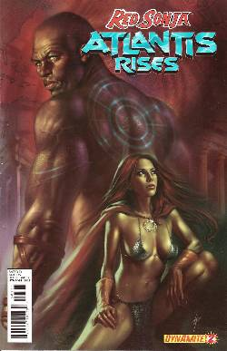 Red Sonja Atlantis Rises #2 [Comic] LARGE