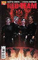 Garth Ennis Red Team #1 Chaykin Cover [Comic]