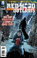 Red Hood and the Outlaws #25 (Zero Year) [Comic] THUMBNAIL
