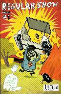 Regular Show #1 Cover F [Comic] THUMBNAIL