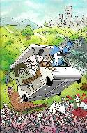 Regular Show #1 Houghton Preorder Cover [Comic] THUMBNAIL