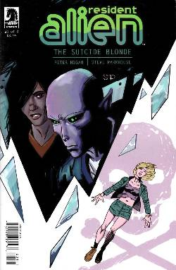 Resident Alien Suicide Blonde #1 [Comic]_LARGE
