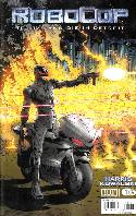 Robocop To Live and Die in Detroit One Shot [Comic] THUMBNAIL