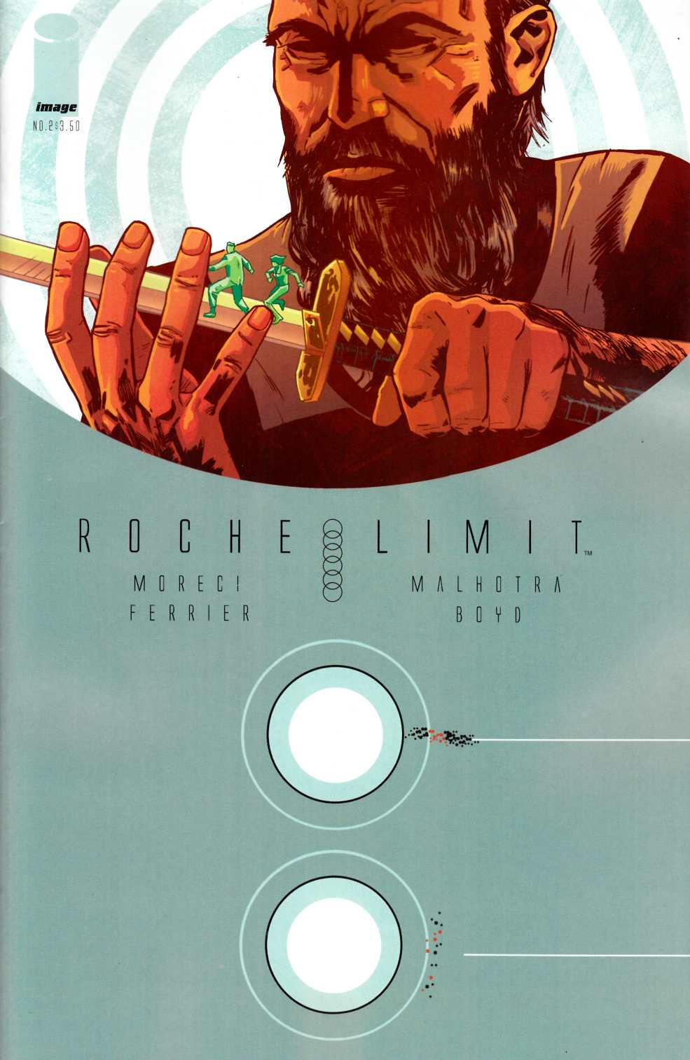Roche Limit #2 [Image Comic] THUMBNAIL