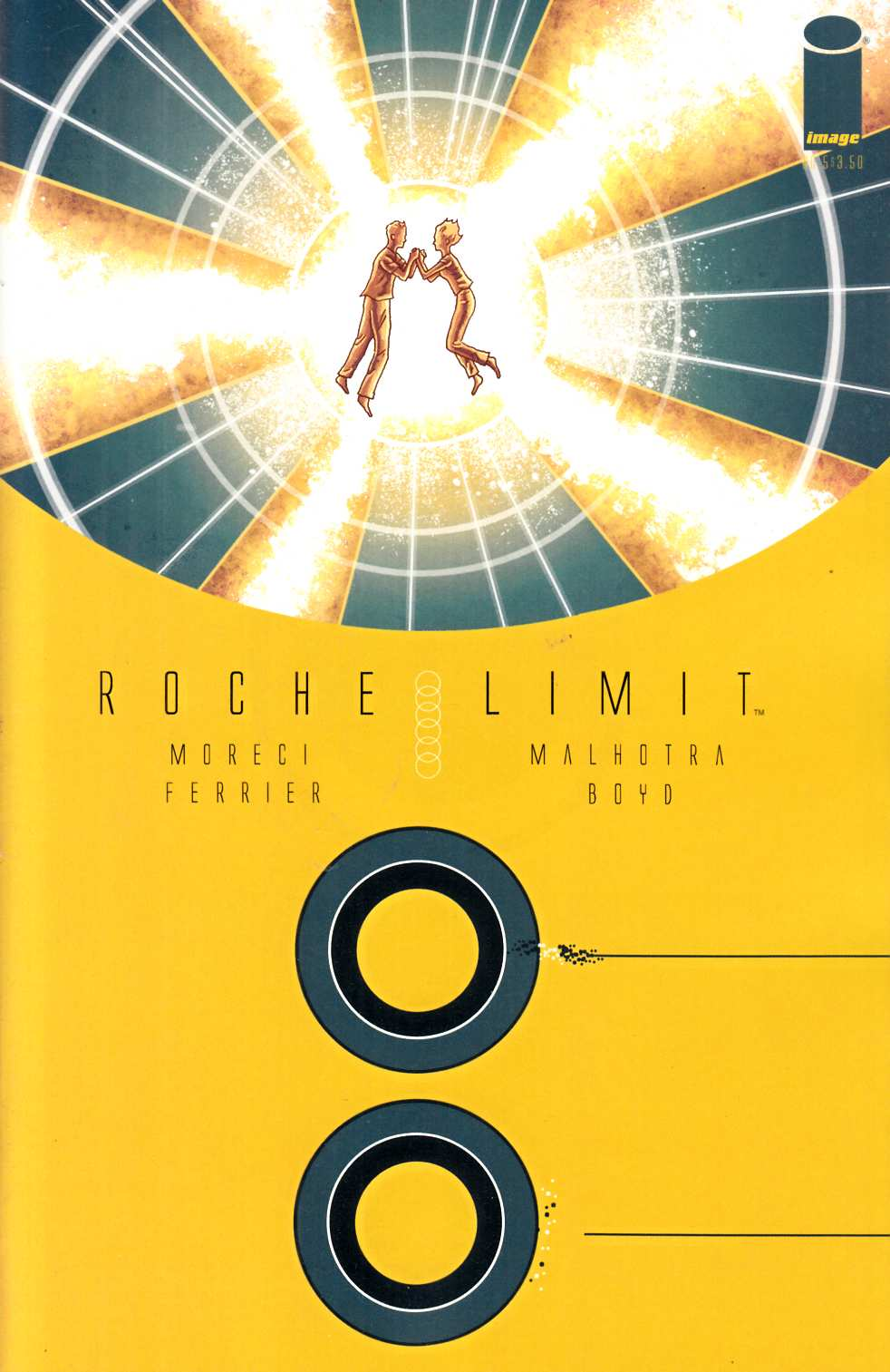 Roche Limit #5 [Image Comic] THUMBNAIL