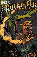 Rocketeer Cargo of Doom #4 [IDW Comic]