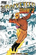 Rocketeer Hollywood Horror #1 Subscription Cover [Comic] THUMBNAIL