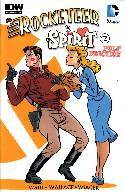 Rocketeer Spirit Pulp Friction #2 Subscription Cover [Comic] THUMBNAIL