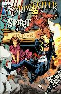Rocketeer Spirit Pulp Friction #4 Subscription Variant Cover [Comic] THUMBNAIL
