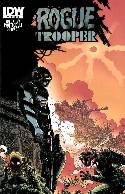 Rogue Trooper #1 Subscription Cover [Comic] THUMBNAIL