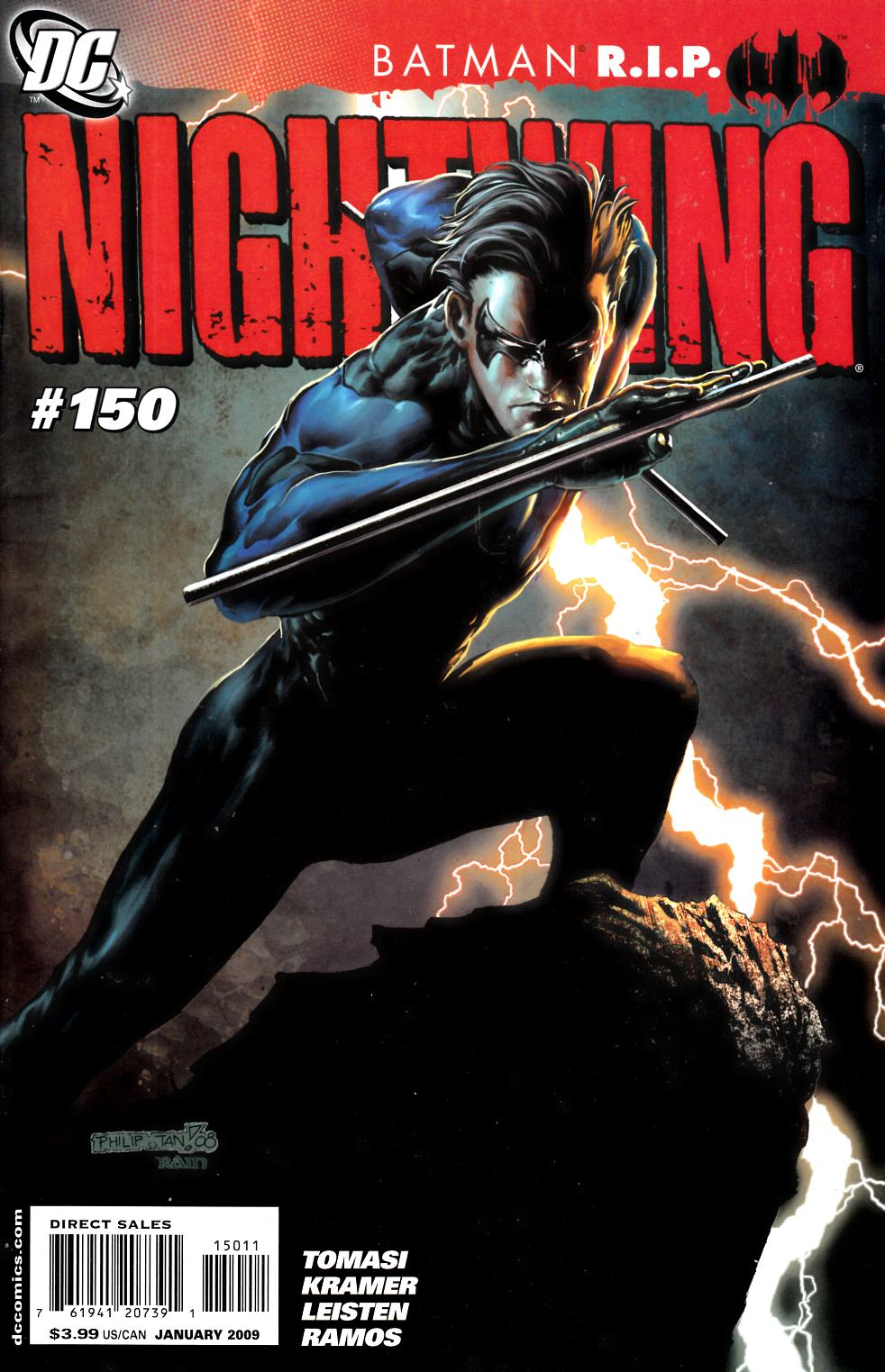 Nightwing #150 Near Mint (9.4) [DC Comic]