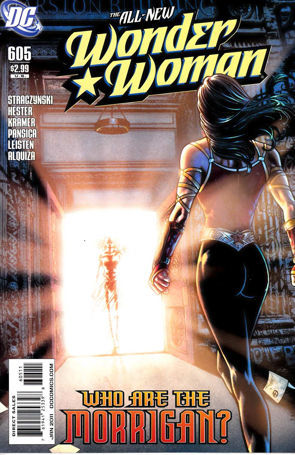 Wonder Woman #605 Near Mint (9.4) [DC Comic] THUMBNAIL