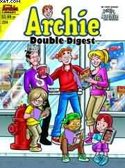 Archie Double Digest #224 [Comic] LARGE